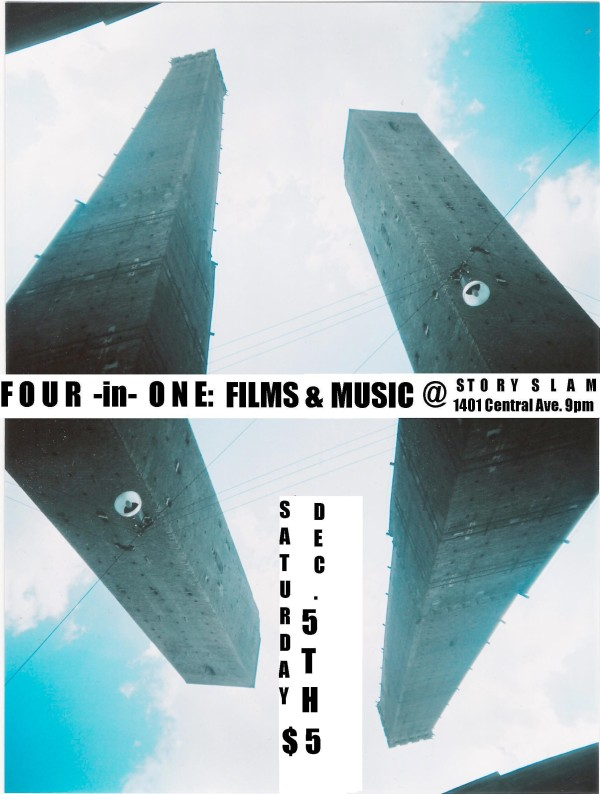 4-in-1: Films and Music
